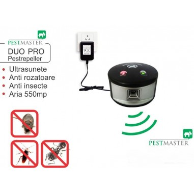 DUO PRO Pestrepeller- 550 mp