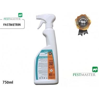 Insecticid universal impotriva insectelor taratoare  FASTMETRIN 750ml