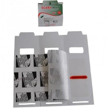 Capcana cu lipici adeziv pentru monitorizarea insectelor taratoare ScaraTrap