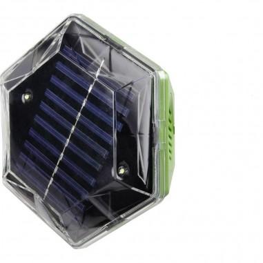 Aparat mobil cu alimentare solara impotriva pasarilor( in special pescarusi si porumbei) si pisicilor US1 70600 100mp/ 360°
