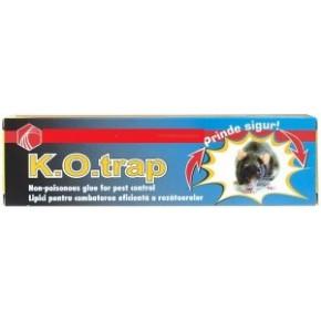 Lipici pentru soareci sobolani non-toxic KO TRAP 135gr