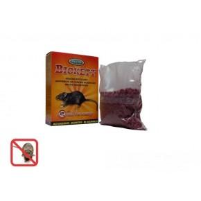 Biokett rodenticid sub forma de boabe de cereale impregnate 200gr