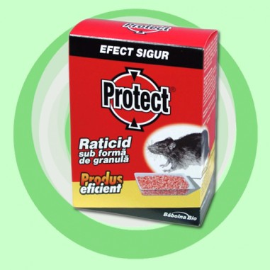 Momeala sub forma de boabe cerealiere  Protect 350gr