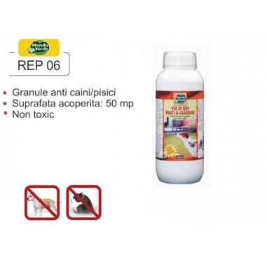 Granule impotriva cainilor si pisicilor  REP 06