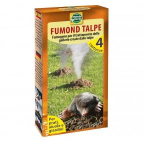 Cartuse fumigene pentru combaterea rozatoarelor subterane( cartite, sobolani, soareci) REP100 - 4buc