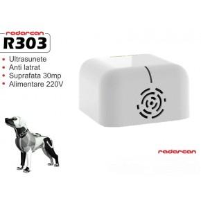 Aparat cu ultrasunete anti latrat R303