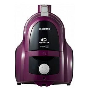 Aspirator bagless Samsung SC4590, 2000 W, 370 W, tip sac - fara, pe maner