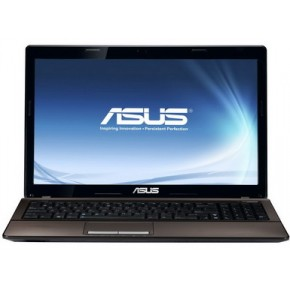 Notebook Asus K53U-SX152D, AMD C Series, 15.6``, 320 Gb, 2048 Mb, C60, No OS