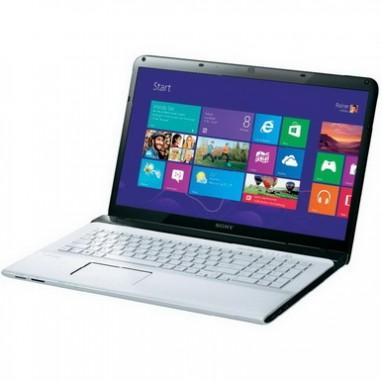 Notebook Sony Vaio SVE1513C1E/W, Intel(R) Pentium(R), 15.5``, 500 Gb, 4 GB, 2020M, Windows(R) 8