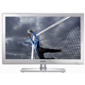 LED TV Samsung 26EH4510 White, 66 cm, HDMI, USB, integrat
