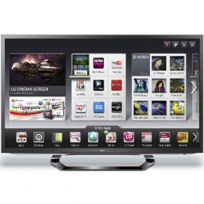 LED TV 3D LG FullHD 42LM640S, 107 cm, HDMI, USB, Wireless LAN