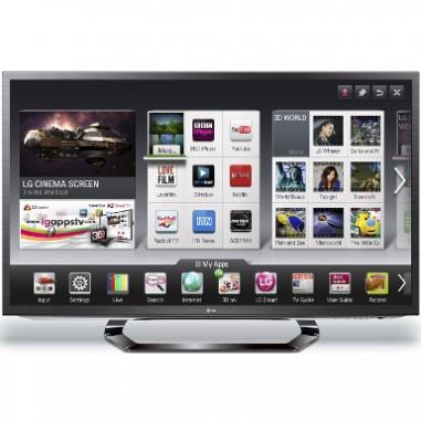 LED TV 3D LG FullHD 42LM640S, 107 cm, HDMI, USB, Wireless LAN