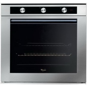 Cuptor electric Whirlpool AKPM 658 IX, multifunctional, Grill, A