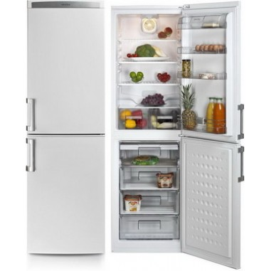 Combina frigorifica Arctic AK366-4+, 1 compresoare, alb, 311 kWh/an