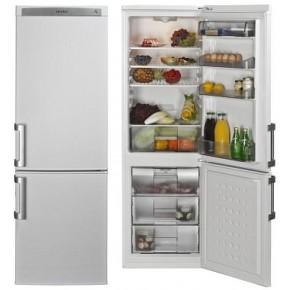 Combina frigorifica Arctic AK275+, 1 compresoare, alb, 227 kWh/an