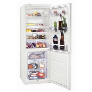 Combina frigorifica Zanussi ZRB934PW2, alb, 305 kWh/an