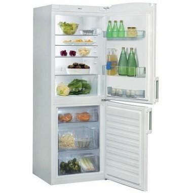 Combina frigorifica Whirlpool WBE 3411 A+W, 1 compresoare, alb, 0.82 Consum energie (kWh)
