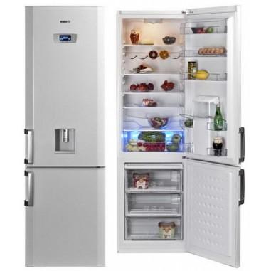 Combina frigorifica Beko DBK386WDR+, 1 compresoare, alb, 267 kWh/an