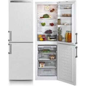 Combina frigorifica Arctic AK3662-4+, 2 compresoare, alb