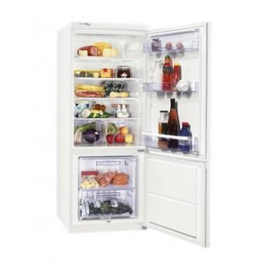 Combina frigorifica Zanussi ZRB929PW2, 270 l, alb, A+
