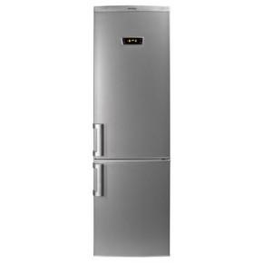 Combina frigorifica Arctic AK366NFS+, 1 compresoare, electrovalva, argintiu