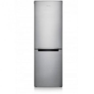 Combina frigorifica Samsung RB29FSRNDSA/EF, 290 l, clasa A+, H 178 cm, No Frost, argintiu