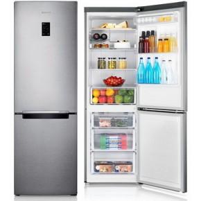 Combina frigorifica Samsung RB31FERNDSA/EF, Metal Graphite, 213 / 118, 299 KWh/an
