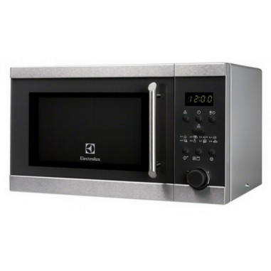Cuptor cu microunde Electrolux EMS20300 OX, 21 litri, 800 W, electronic, Grill
