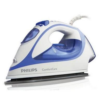 Fier de calcat Philips GC2710/02, 2000 W, 300 ml, 30 g/m, 90 g/m, Jet de apa / spray, ``SelfClean``, Abur vertical