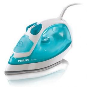 Fier de calcat Philips GC2910/20, 2000 W, 300 ml, 35 g/m, variabil, 90 g/m, Jet de apa / spray, ``SelfClean``, Sistem anti-picurare