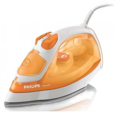 Fier de calcat Philips GC2960/02, 2200 W, 300 ml, 35 g/m, variabil, 110 g/min, dublu activ, Sistem anti-picurare, Abur vertical