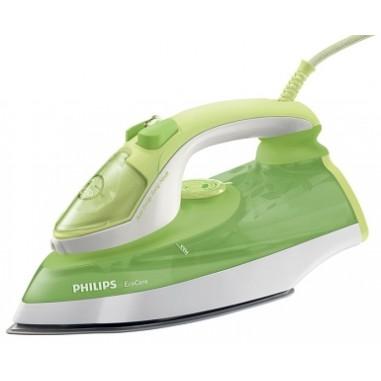 Fier de calcat Philips GC3720/02, 2400 W, 300 ml, 40 g/m, constant, 130 g/m, Jet de apa / spray, dublu activ, Sistem anti-picurare, Abur vertical