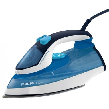 Fier de calcat Philips GC3760/02, 2400 W, 300 ml, 40 g/m, variabil, 160 g/m, Jet de apa / spray, dublu activ, Sistem anti-picurare, Abur vertical
