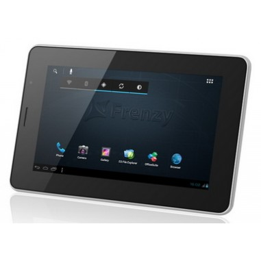 Tableta Allview AX2 Frenzy 7inch + 3G, 4 GB, 400 ore stand-by, 7``, 800 x 480, 802.11b/g/n, A-GPS