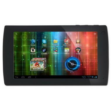 Tableta Prestigio MultiPad 3270 Prime 7in PMP3270B, 4 GB, 4 ore video, 16 ore audio, 120 ore stand-by, 7``, 800 x 480, 802.11b/g/n