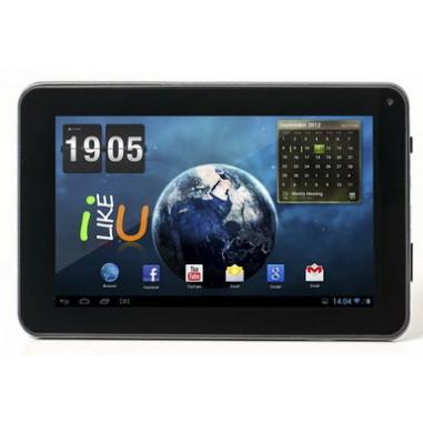 Tableta E-Boda Essential A300 7inch black, 4 GB, 4 ore, 7``, 800 x 480, 802.11b/g/n