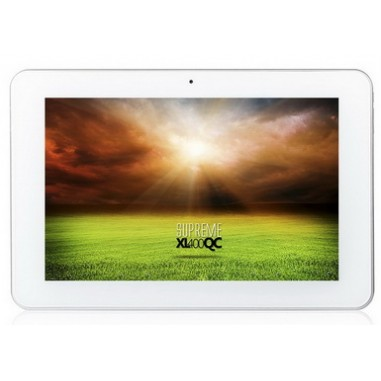 Tableta E-Boda Supreme XL400 10.1inch white, 16 GB, 5 ore, 10.1``, 1280 x 800, 802.11b/g/n