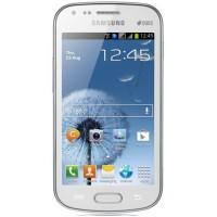 Smartphone Samsung S7562 Galaxy S Duos White, 4``, 5 Megapixeli, 4 GB, 1 GHz, Android 4 Ice Cream Sandwich