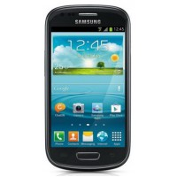 Smartphone Samsung I8190 Galaxy S3 Mini Black, 4``, 5 Megapixeli, 8 GB, Dual-core 1 GHz, Android 4.1 (Jelly Bean)