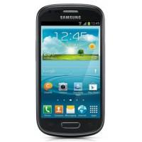 Smartphone Samsung I8190 Galaxy S3 Mini Black, 4``, 5 Megapixeli, 8 GB, Dual-core 1 GHz, Android 4.1 (Jelly Bean)