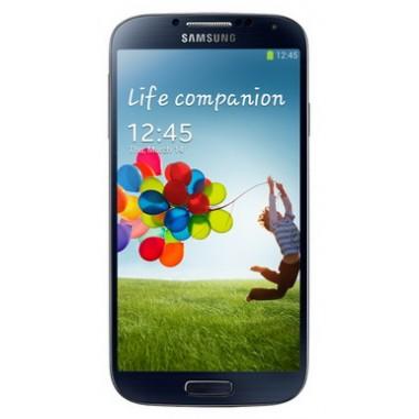 Smartphone Samsung I9505 Galaxy S4 black mist, 5``, 13 Megapixeli, 16 GB, Quad-core 1.9 GHz Krait 300, Android OS, v4.2.2 (Jelly Bean)
