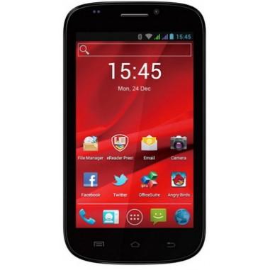 Smartphone 2SIM Prestigio MultiPhone 5000 DUO, 5``, 5 Megapixeli, 4 GB, ARM Cortex A9 @ 1 GHz, Android 4.0