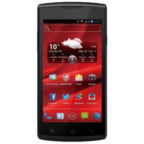 Smartphone 2SIM Prestigio MultiPhone 4500 DUO, 4.50``, 8 Megapixeli, 4 GB, ARM Cortex A9 @ 1 GHz, Android 4.0