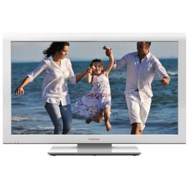 Televizor LCD Toshiba 32AV934G White, 81 cm, 1366x768 pixeli, 25000:1