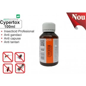 Insecticid universal  Cypertox 100 ml