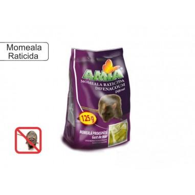 Momeala raticida utilizata pentru combaterea rozatoarelor Difenacoum