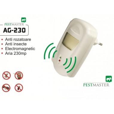 Pest Repeller aparat cu unde electromagnetice Pestmaster AG230