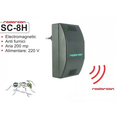 Aparat impotriva furnicilor SC-8H (200mp)