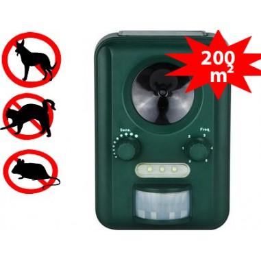 Dispozitiv anti rozatoare, caini, pisici, vulpi Animal Stop