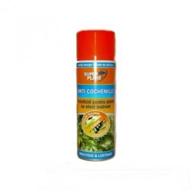 Insecticid cu efect lustrant Super Plant 500 ml